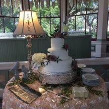 Photo for Carriage Caterers Review - Lemon cake with raspberry filling.
