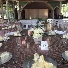 Photo for Carriage Caterers Review - Some tables had flowers...