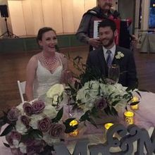 Photo for Carriage Caterers Review - The sweetheart table was served dinner first.