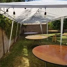 Photo for Y-Knot Party & Rentals Review - Rented tables
