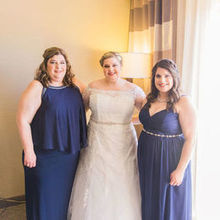 Photo of Babydoll Weddings- Wedding Makeup, Airbrush, Hair Updo or Style, Tattoo Cover Up in Mesa, AZ - Mother of the Bride, Bride and MOH/Sister of the Bride
