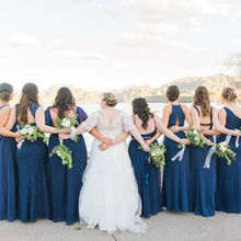 Photo of Babydoll Weddings- Wedding Makeup, Airbrush, Hair Updo or Style, Tattoo Cover Up in Mesa, AZ - BMs and Bride