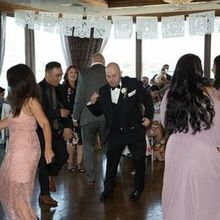Photo of Night To Remember DJs in San Pedro, CA - Groom and Best Man dance battle