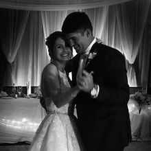 Photo of Bee for the Day in Perrysburg, OH - The new Mr. and Mrs. Rios' first dance