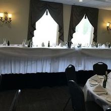 Photo of Rizzo's Malabar Inn in Crabtree, PA - Bridal Table on Stage