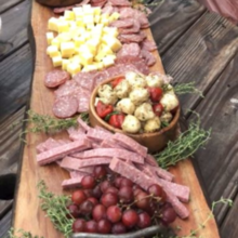 Photo for Hudson Valley BBQ Co. Review - Our beautiful harvest plates!