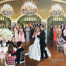 Photo for Wedding Day Painter Review - Wedding at the St. Regis NYC