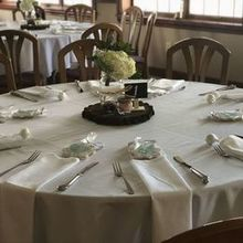Photo of Pebble Creek Golf Course & Event Center in Cincinnati, OH - Love the table settings.