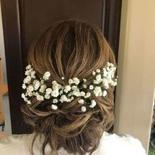 Photo of Bridal Hair by The Posh Parlour in Temecula, CA