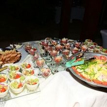 Photo for The Wedding Planner Plus Review - Salads and starters were easy to grab and delicious.