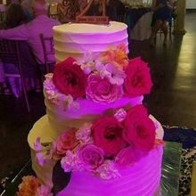 Photo of Jupiter Gardens Event Center in Dallas, TX - My beautiful cake