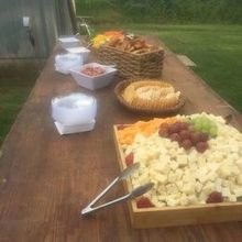 Photo for Qcrew BBQ Catering Co. Review - This was the cocktail hour food!