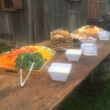 Photo for Qcrew BBQ Catering Co. Review - We were all busy devouring the BBQ that we didn't get a pic!