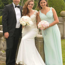 Photo for In Full Bloom Florist Review - my siblings and I - another great bouquet shot :)
