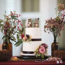 Photo of Honeysuckle Events in Wilmington, NC - Rebecca's cake recommendations were on-point!