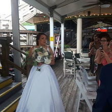 Photo of THEDJCO, The DJ Company in Orange Park, FL - The seating was perfect, we could all see the bride.