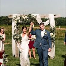 Photo for Simply Created Events Review - Sydney and Jim Cusick