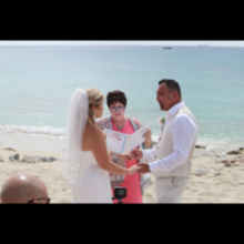 Photo for Performing the Wedding Review - Thank you Reissa for performing our vow renewal