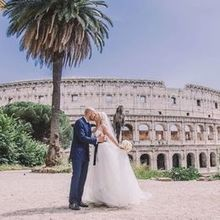 Photo of My Italy and My Wedding in Rome,