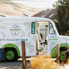 Photo of Town of Harmony: Chapel & Garden in San Luis Obispo, CA - Harmony Ice Cream Truck