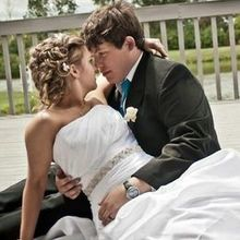 Photo of Destination Wedding Stylist in Fort Walton Beach, FL - Everyone commented how great my hair was!  Loved it!!!