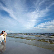 Photo of Gulf Beach Weddings in Saint Petersburg, FL