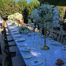 Photo for Orchard Avenue Events Review - Table setting was perfection.