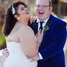 Photo of Hundreds of Moments Photography LLC in Orlando, FL - We laugh a lot. I'm so happy they got that.