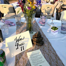 Photo of Sage Valley Floral in Pocatello, ID - The table arrangements were lovely