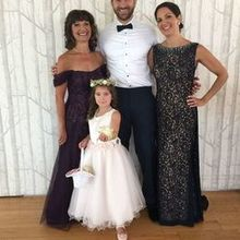 Photo for Baby Breath Bridal Services Review - Hair & makeup for the mother, sister and niece of the groom.