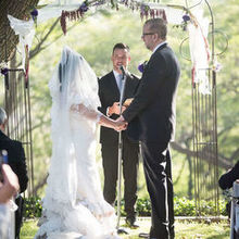 Photo of The Socal Wedding Officiant in San Diego, CA - Chad is entertaining, soulful and heartfelt.