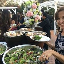 photo for country garden caterers venues review wonderful buffet presentation and service - Country Garden Caterers